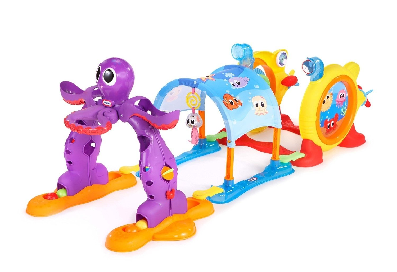 Little Tikes 3-in-1 Adventure Course Review - it\'s BABY time!