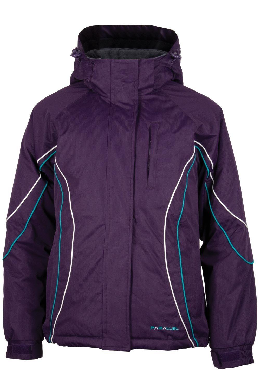 Mountain Warehouse Marmulada Mädchen Schneesicheres Fleece Verstellbare Kapuze Ärmelsaum Skijacke online kaufen