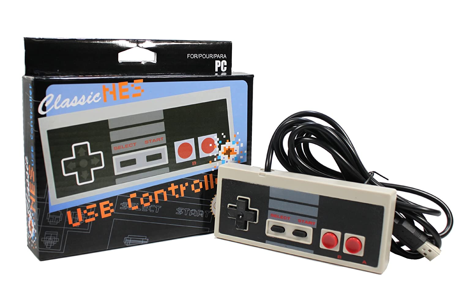 nes controller to pc