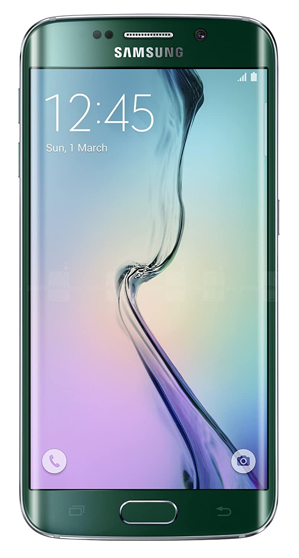 Samsung Galaxy S6 Edge G925F 32GB Unlocked GSM LTE Octa-Core Smartphone - Green Emerald