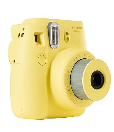 Fujifilm Instax Mini 8, Sofortbildcaméra, caméra, rose, - incl. Batterien + Trageschlaufe