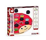 Janod Ladybug Memory Game Set