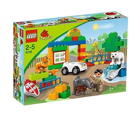 Lego - A1302207 - Mon premier zoo - Duplo