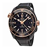 Omega Seamaster Automatic Black Dial Mens Watch 215.63.46.22.01.001 (Color: Black)
