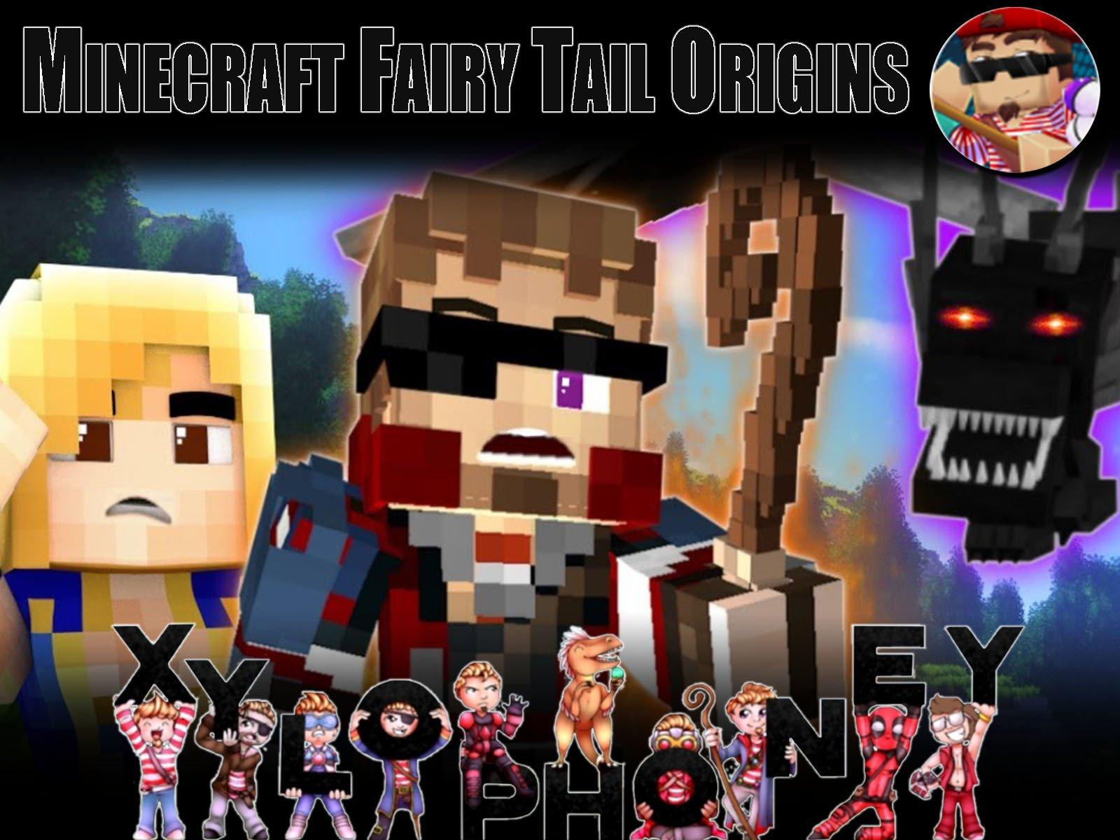 Clip: Xylophoney - Minecraft Fairy Tail Origins - Season 1