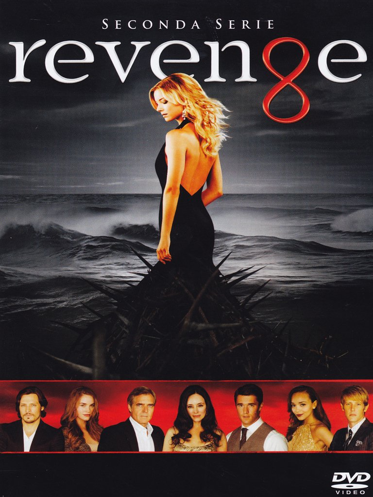 revenge stagioni 1 2 3 4 24 dvd cofanetti singoli