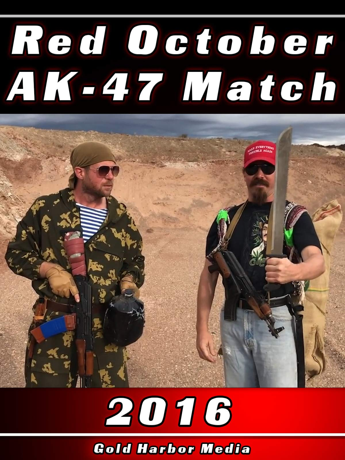 Red October AK-47 Match 2016