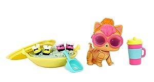 L.O.L. Surprise! Pets Series 3 Wave 2 (Color: Multicolor, Tamaño: Pack of 1)