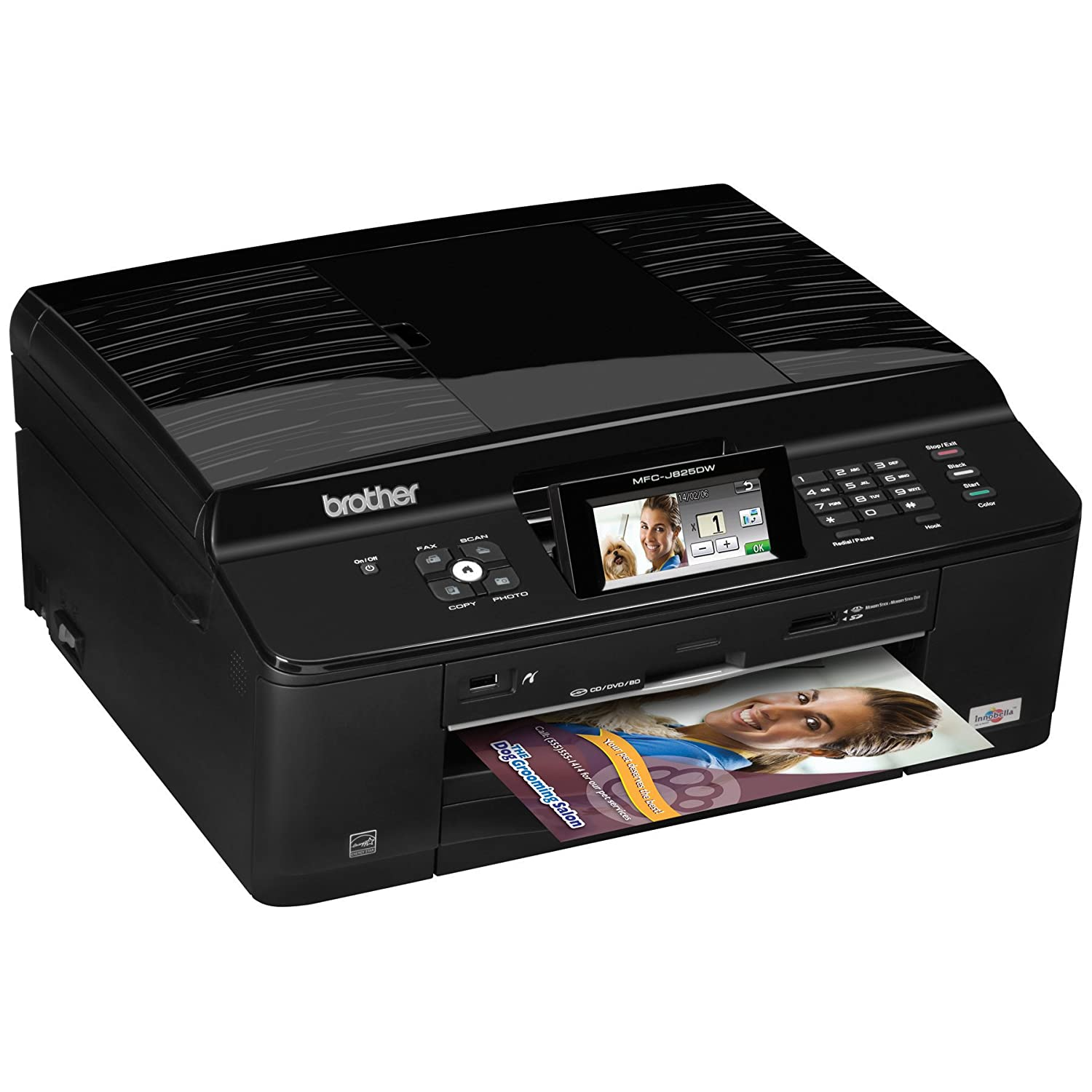 performance features reliability price make brother color all in rh mrgadget com brother printer mfc-j825dw driver brother printer mfc j835dw manual