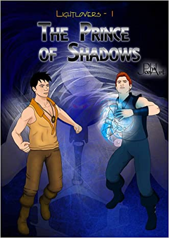 The Prince of Shadows (Light Lovers Book 1) written by Joel Philart