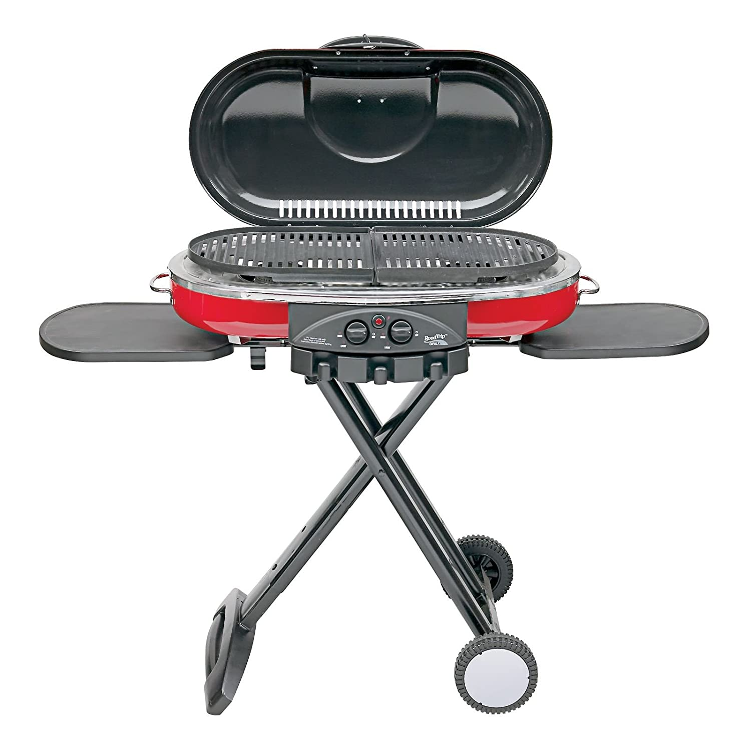 Coleman XLE RoadTrip Portable Gas Grill.