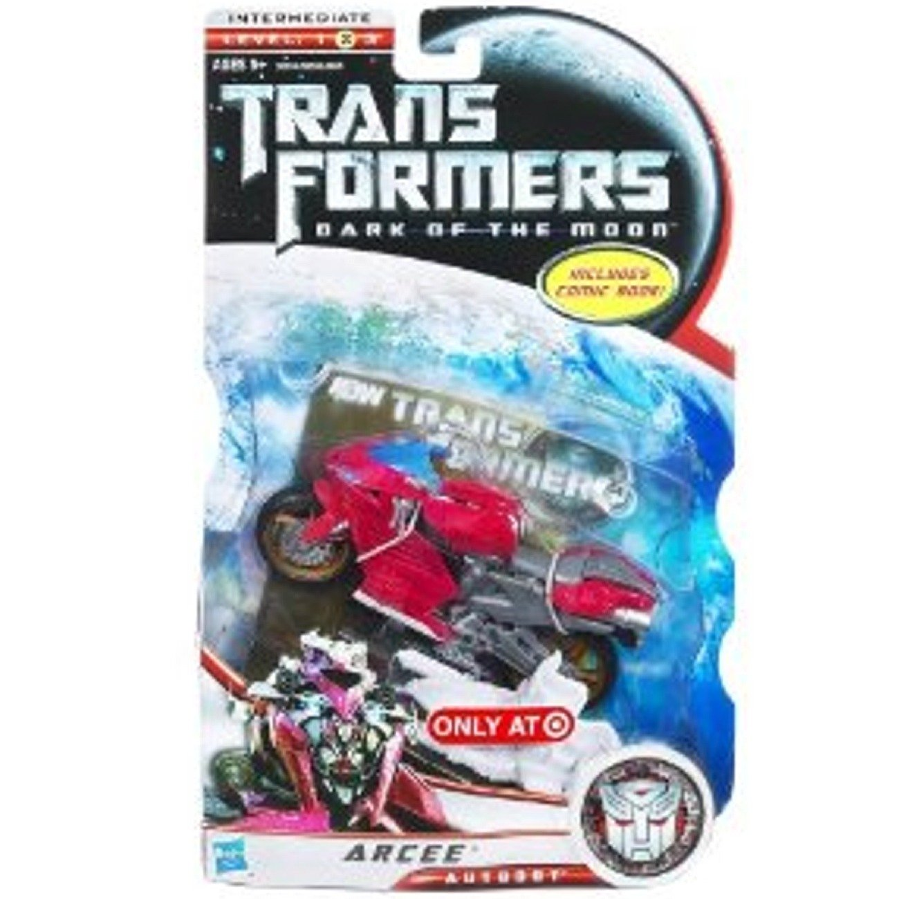 Transformers Dark ot the Moon Autobot Acree inkl. Comic Buch jetzt kaufen