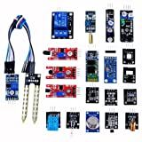 OSOYOO Sensor Kit Modules Starter DIY for Arduino UNO R3 Mega2560 Nano Raspberry Pi Learning Package