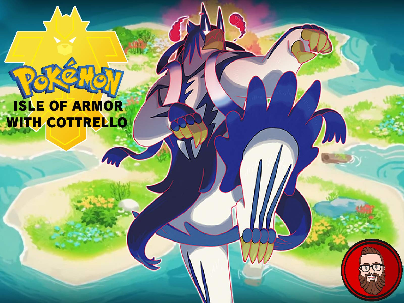 Pokemon Isle of Armor with Cottrello - Season 1