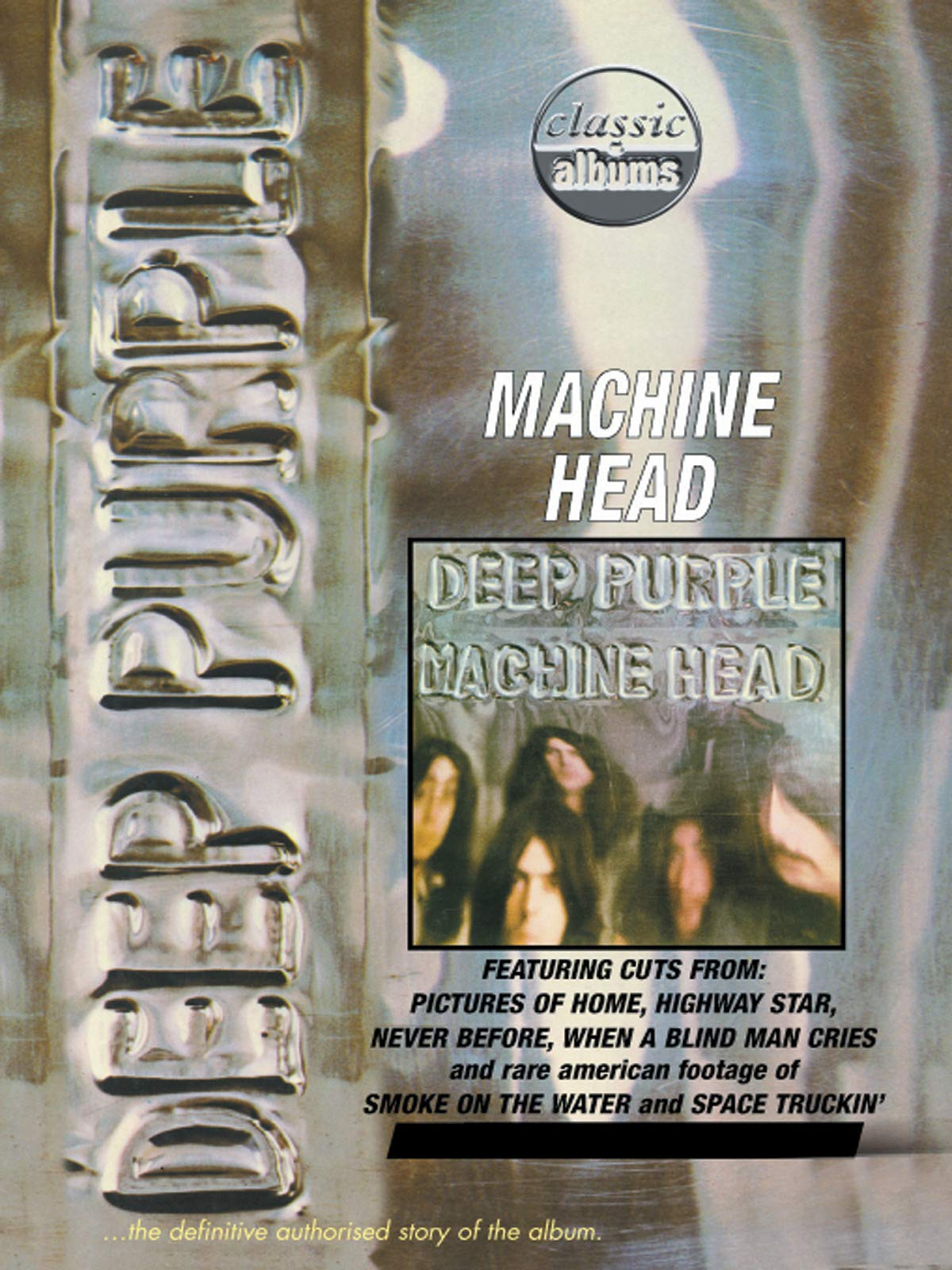 Deep Purple - Machine Head (Classic Album) on Amazon Prime Instant Video UK