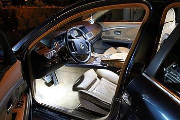 Fußraumbeleuchtung BMW E90 E91 E92 E93 E34 E39 E60 Innenraum LED Kofferraum