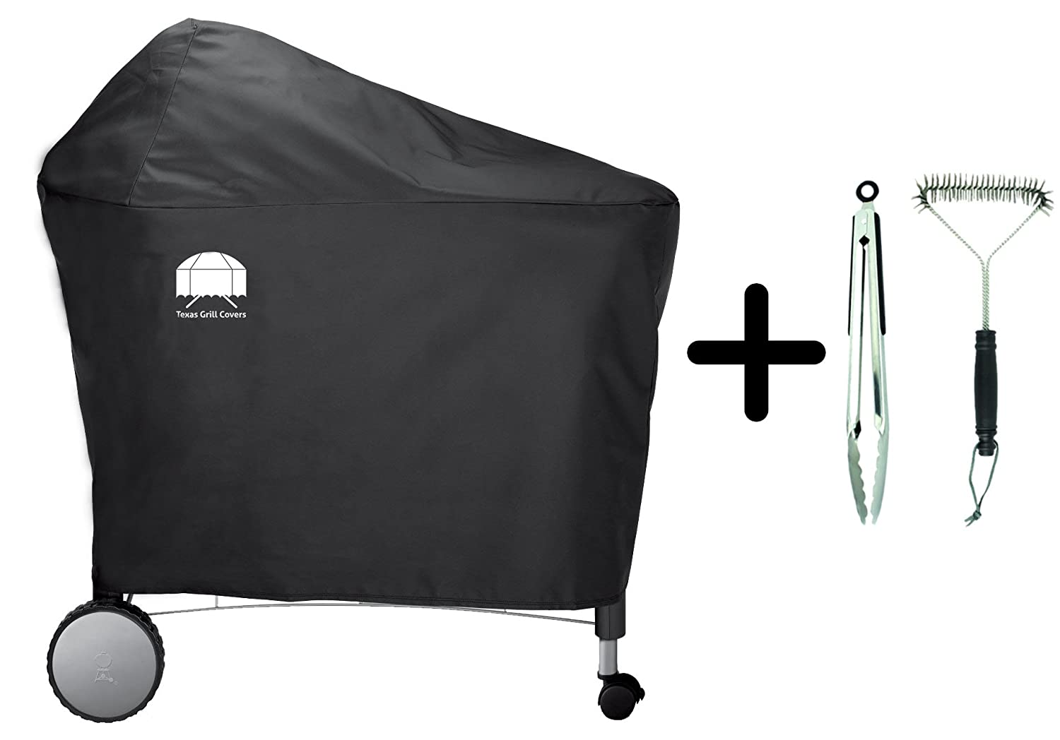 Texas Grill Covers 7455 Premium Cover for Weber Performer Including Brush and Tongs günstig kaufen