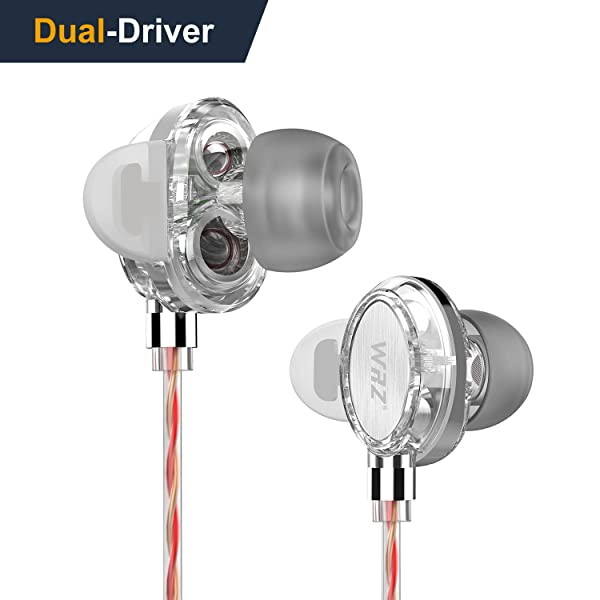 in-Ear Headphones Noise Cancelling,Wired Earbuds,Earphones