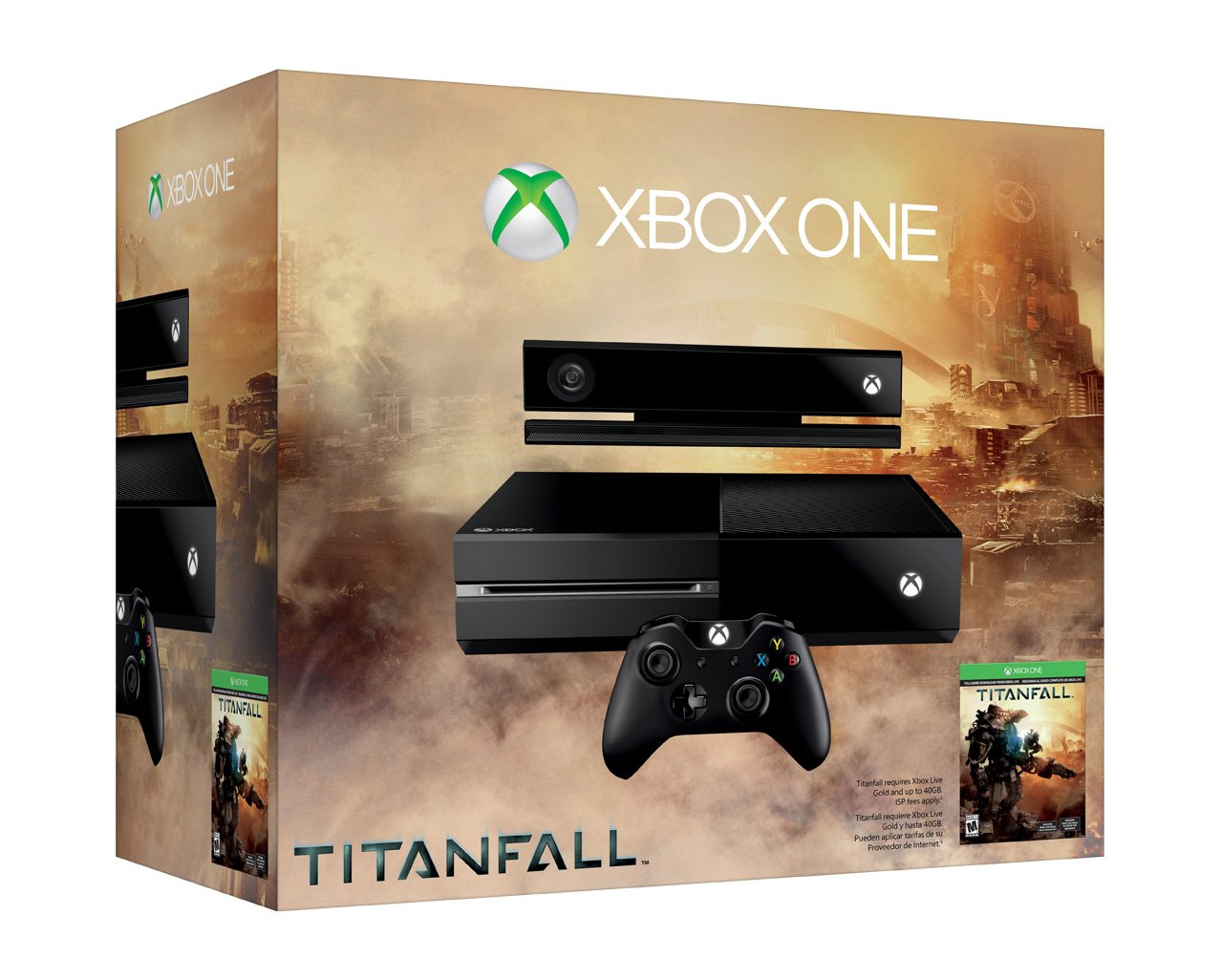 Xbox One Titanfall Special Edition Bundle Announced 1