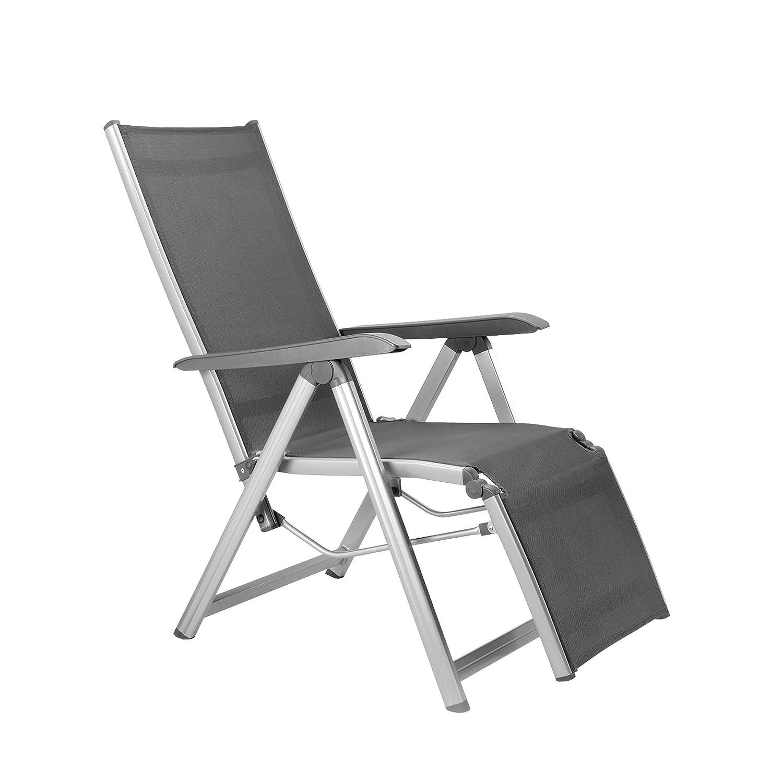 Kettler Basic Plus Relaxsessel, silber/anthrazit online kaufen