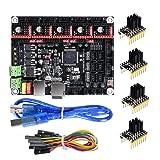 BIQU SKR V1.3 Control Board 32 Bit Board Smoothieboard TMC2130 V2.0 for 3D Printer Parts SKR V1.3 MKS GEN L Ramps 1.6 Board