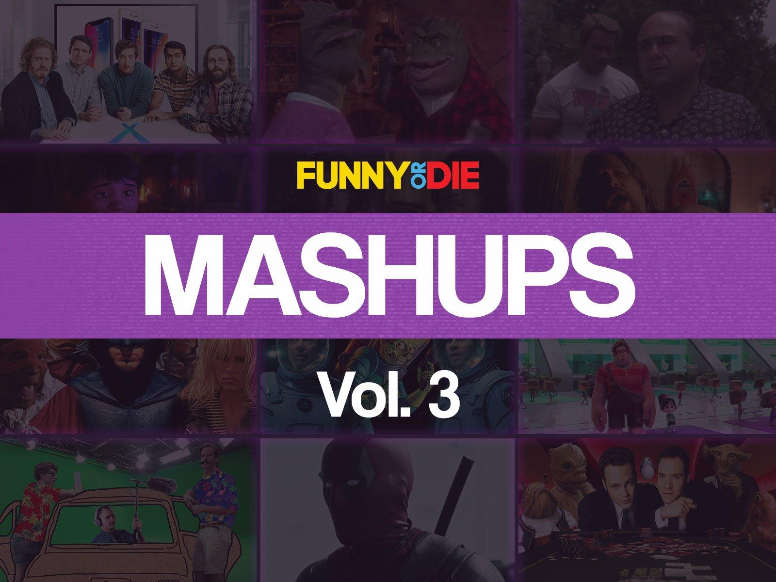 Funny Or Die MashUps on Amazon Prime Video UK