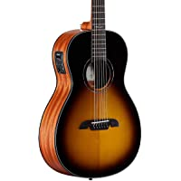 Alvarez AP610ETSB Parlor Acoustic-Electric Guitar (Sunburst)