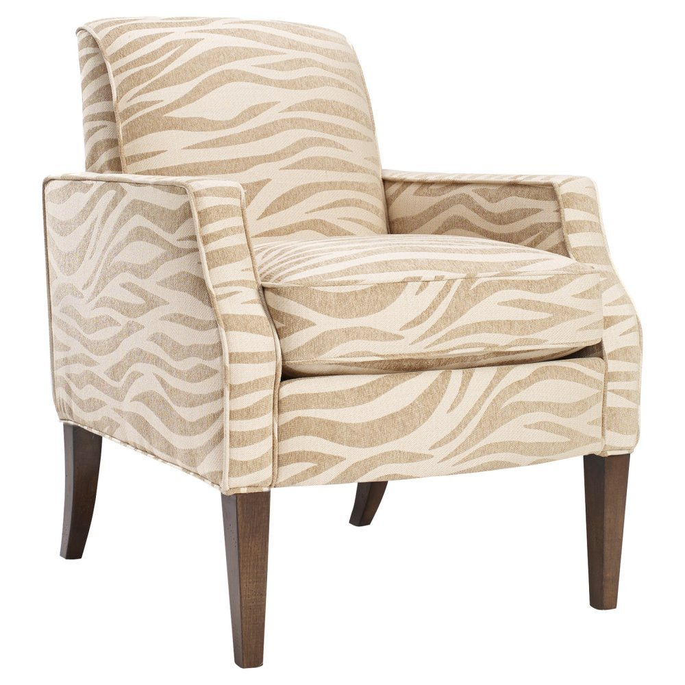 Zebra print occasional chair furniture walmartcom party for Occasional furniture