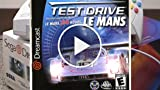 Classic Game Room - TEST DRIVE LE MANS on Sega Dreamcast