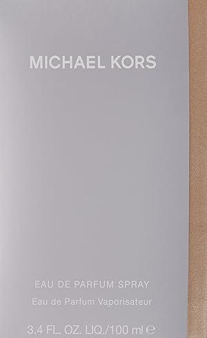 Michael Kors By Michael Kors For Women. Eau De Parfum Spray 3.4 Ounces (Color: Eau De Parfum Spray, Tamaño: 3.4 Oz)