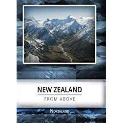 New Zealand From Above  Northland [Blu-ray]