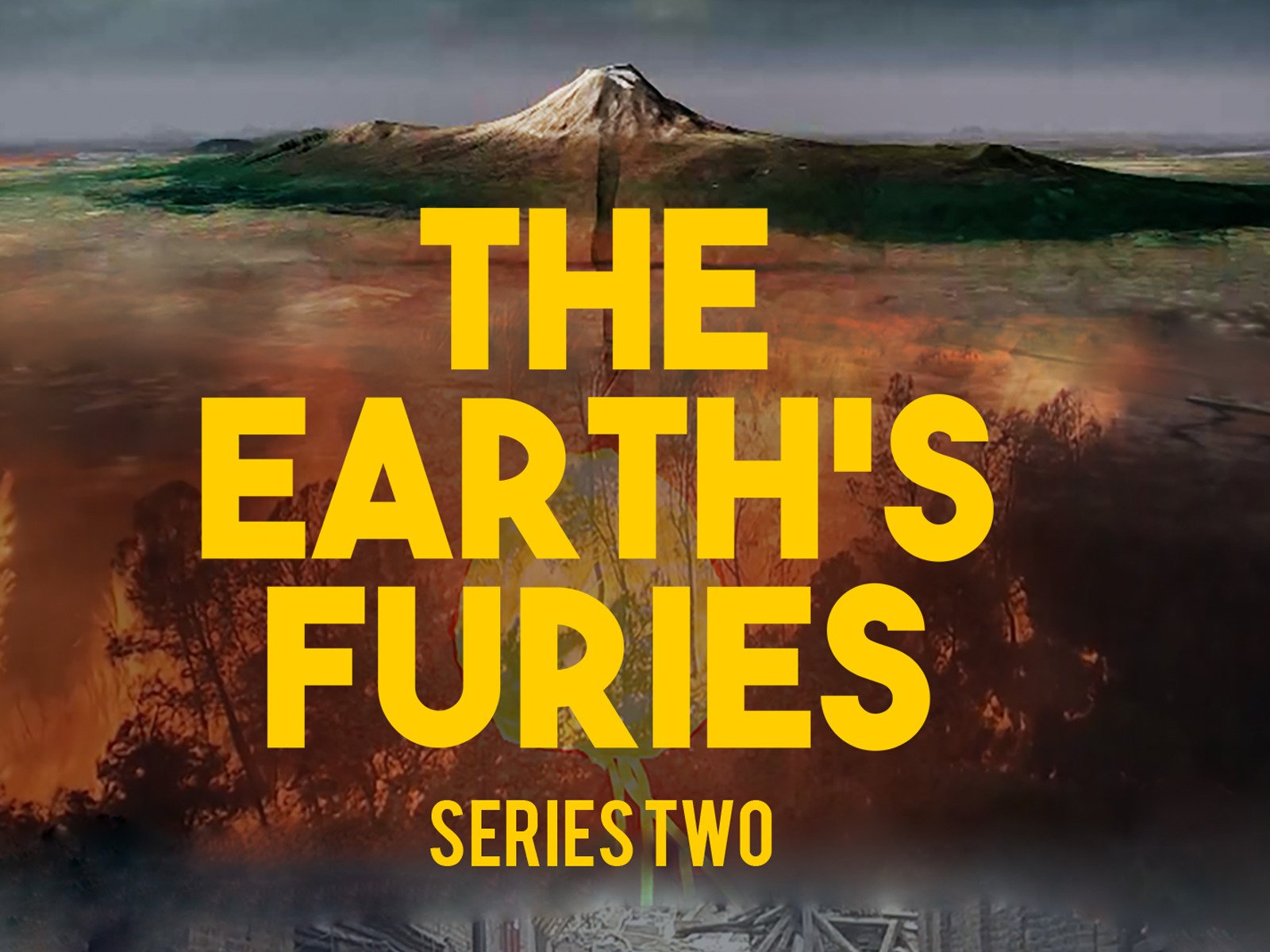 The Earth's Furies - Season 2