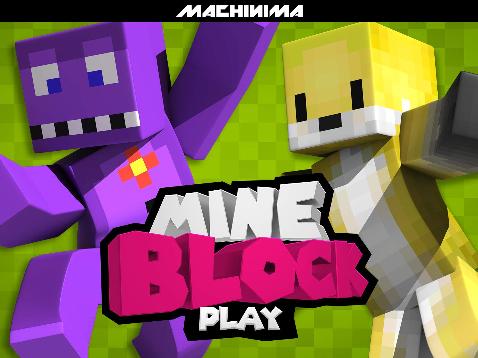 Clip: Mine Block: Play on Amazon Prime Video UK