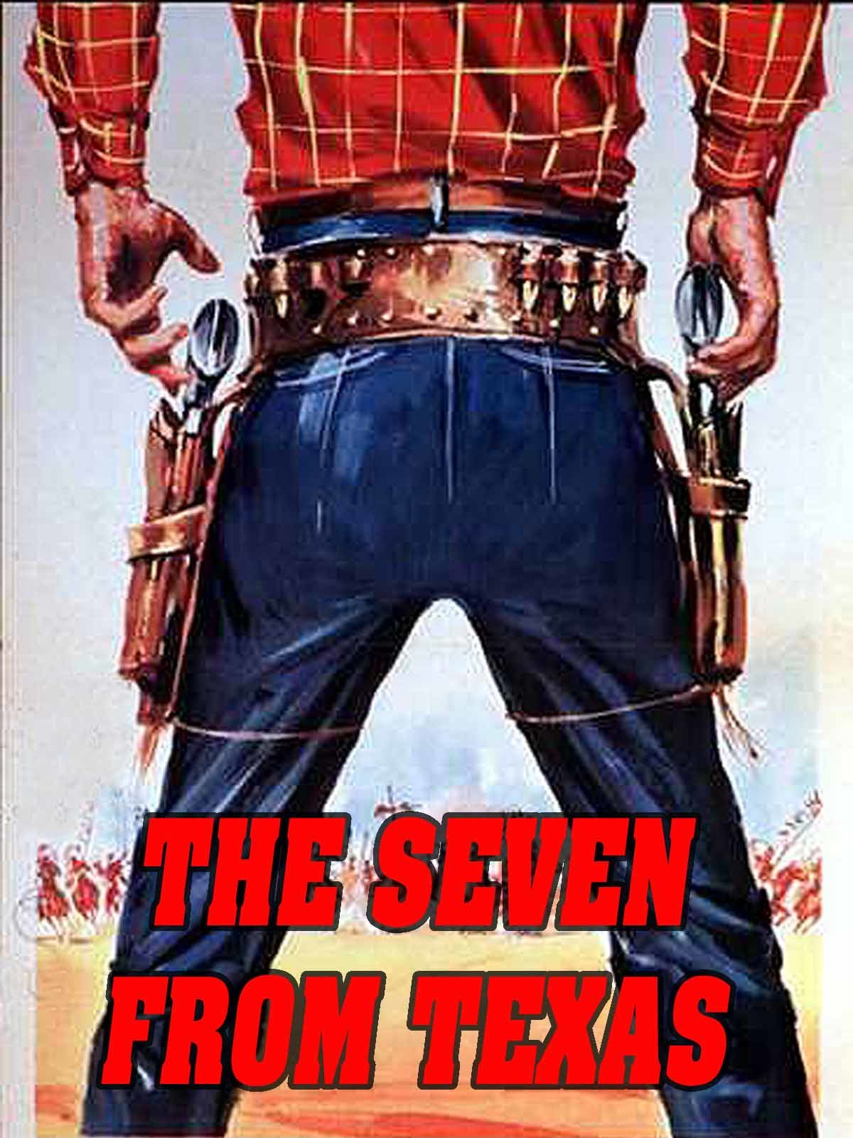 The Seven From Texas on Amazon Prime Video UK