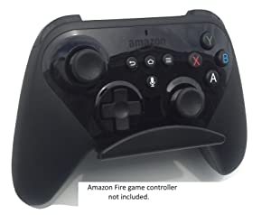 Stick-On Game Controller Hangers 2 Pack (Color: black#a4)