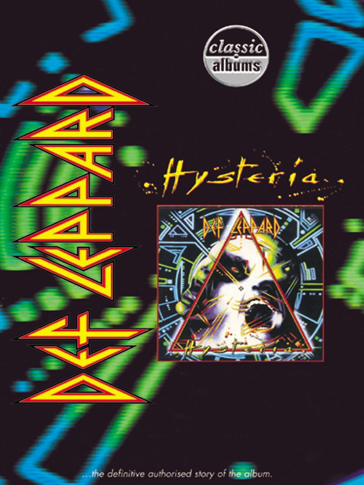 Def Leppard - Hysteria (Classic Album) on Amazon Prime Instant Video UK