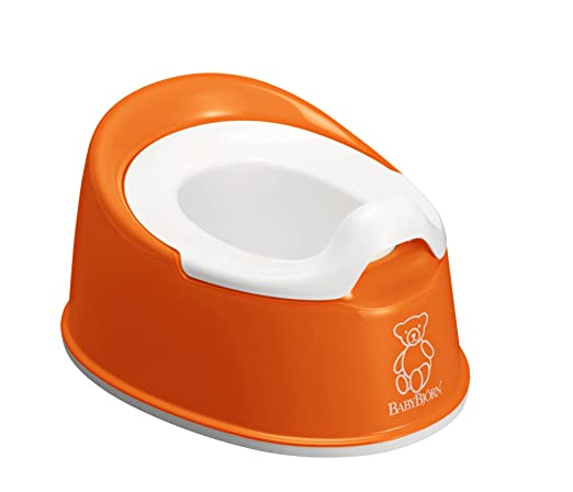 BABYBJORN Smart Potty - Orange