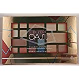 BH Cosmetics Eyeshadow Highlighter Palette, Desert Oasis (Color: Turquoise)
