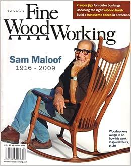 Taunton's Fine Woodworking Magazine, Oct. 2009, No. 207: Asa (editor ...