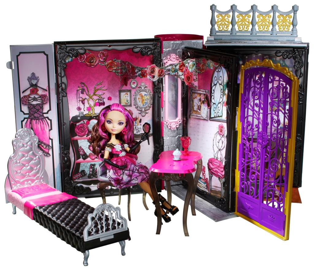 Amazon.com: Ever After High Thronecoming Briar Beauty Doll ... Ever After High Dolls Briar Beauty Thronecoming