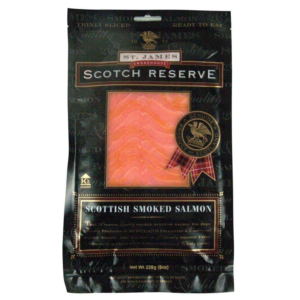 Skinless Smoked Salmon Skinless Smoked Salmon