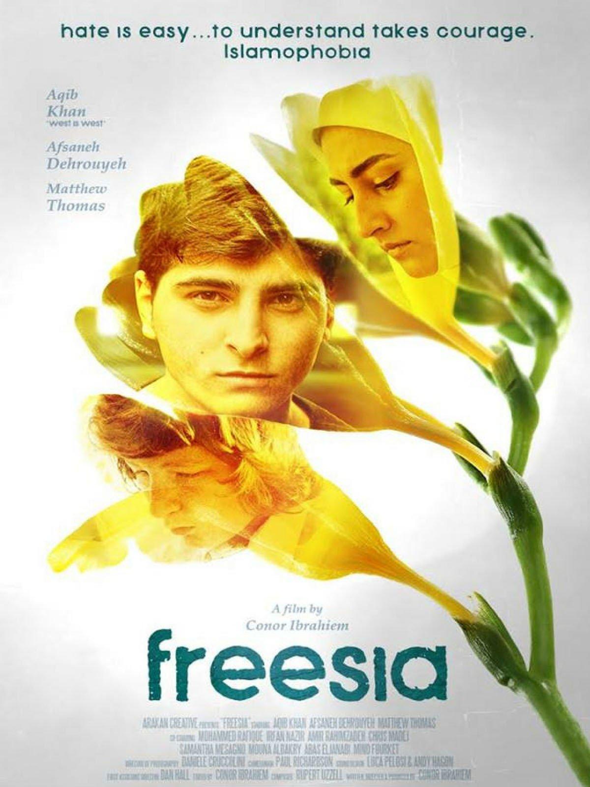 Freesia on Amazon Prime Instant Video UK