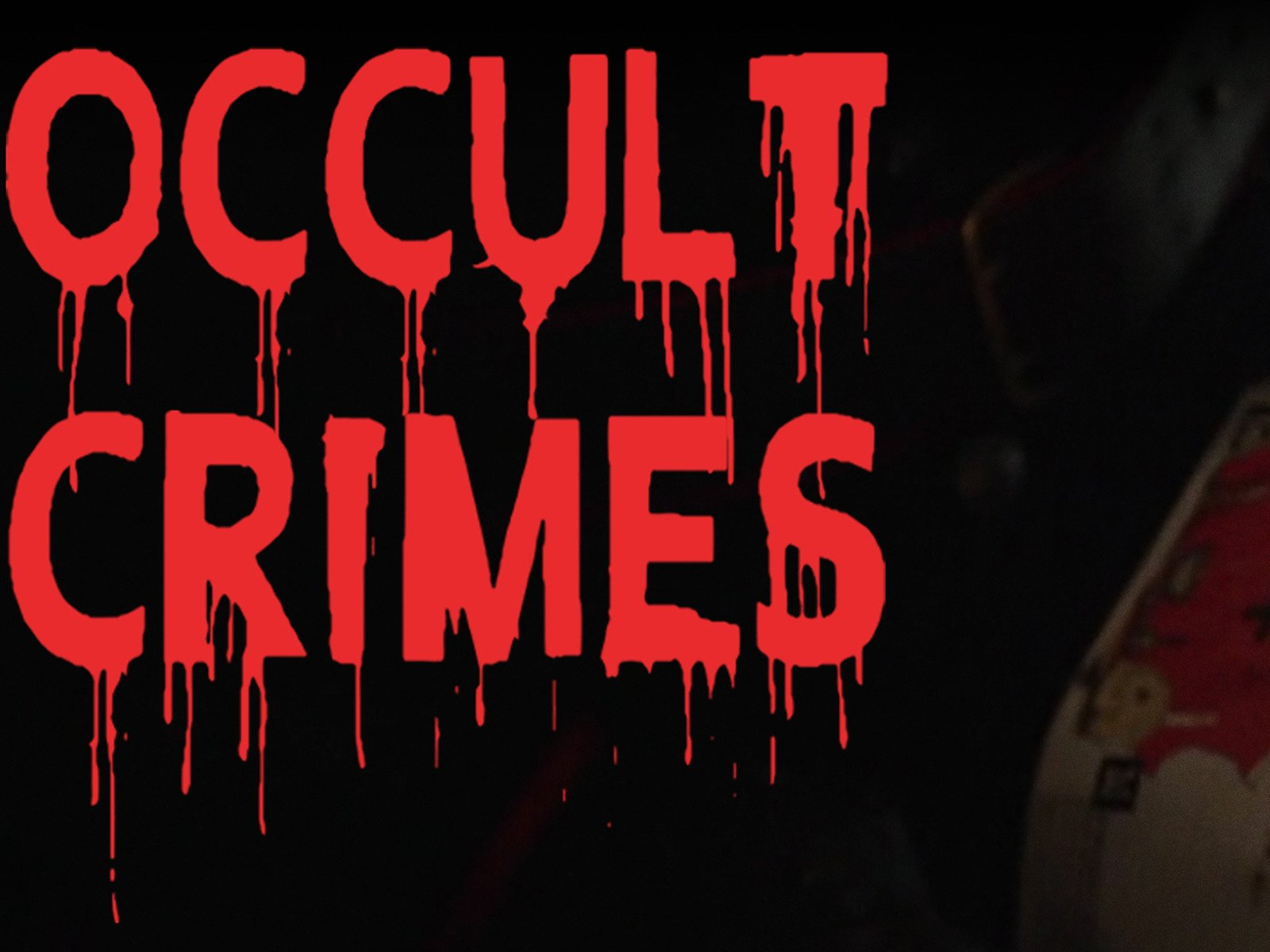 Occult Crimes - Season 1