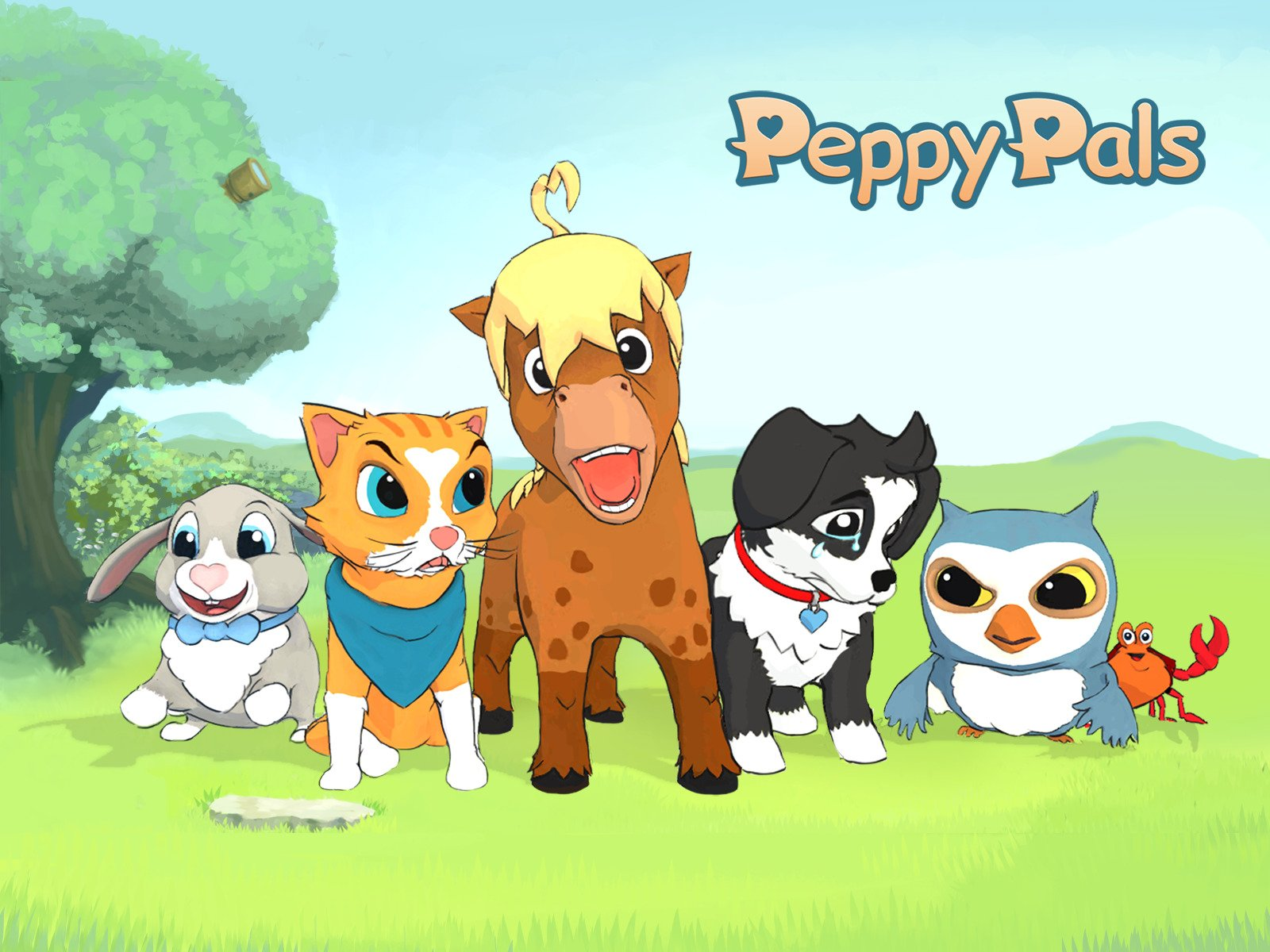 Peppy Pals - Season 1