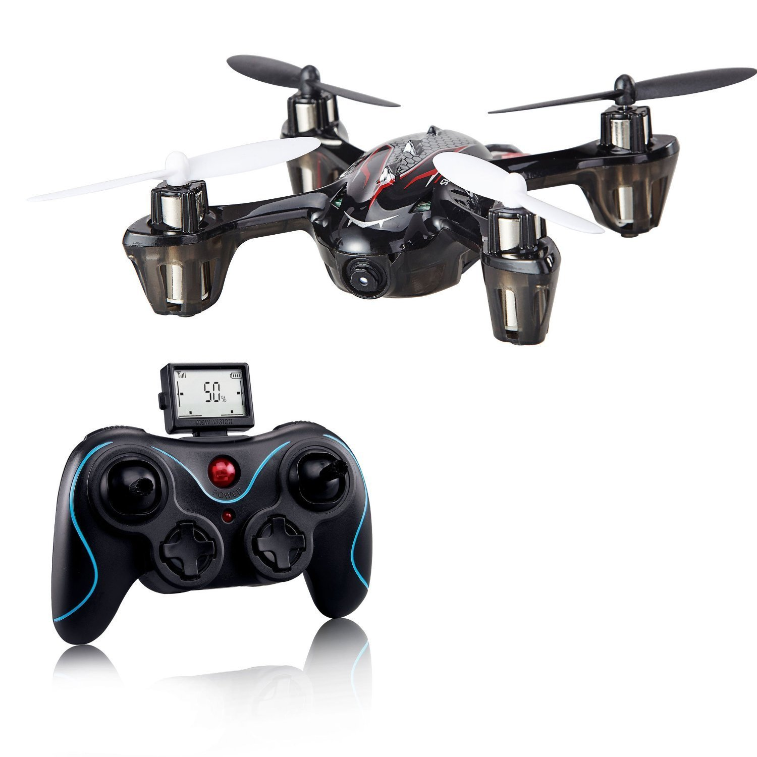 Holy Stone F180C Mini RC Quadcopter Drone with Camera 2.4GHz 6-Axis ...