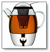 WMF SmarTea Teapot Set With Infuser and Warmer