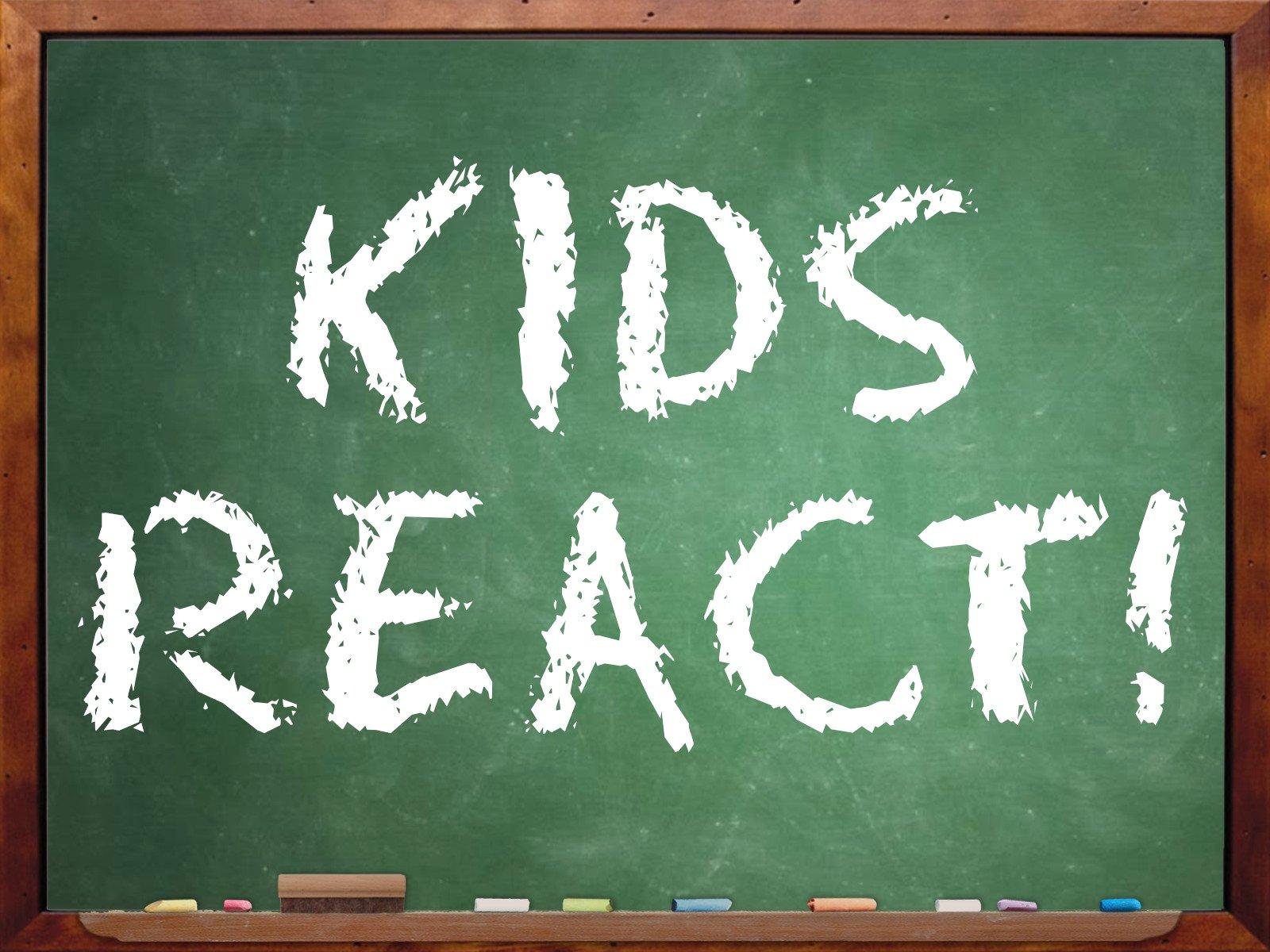 Kids React on Amazon Prime Video UK