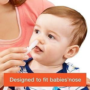 BabySmile Nasal Aspirator S-503