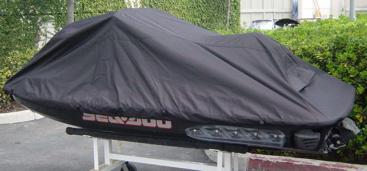 "Formosa Covers Jet Ski Personal Watercraft Cover fits up to 128"" covers Sea-Doo, Yamaha, Kawasaki, Polaris, Wet Jet, Honda, Artco at Sears.com"