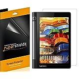 [3-Pack] Supershieldz- Anti-Bubble Clear Screen Protector for Lenovo Yoga Tab 3 10 -10.1